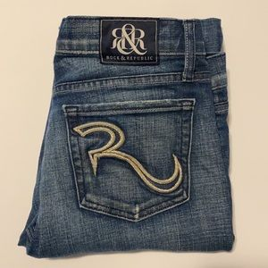 Rock and Republic Crazy B!@#H jeans